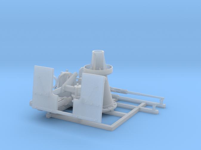 1/72 Royal Navy Twin 20mm Oerlikon MKIX x1