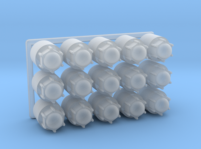 computer rendering of final product