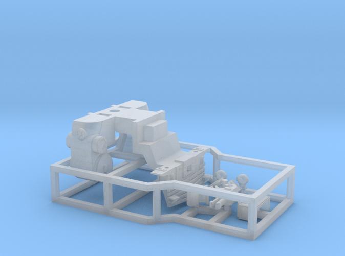 N Scale Slat Pilot Kit for Trix K4