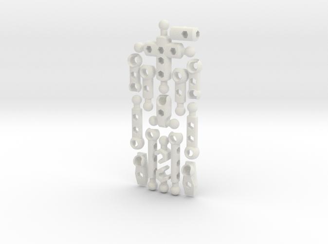 ModiBot 'Classic' Mo Basic Figure Kit