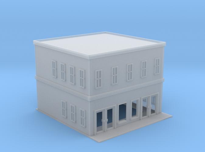 City Building 4 Z scale