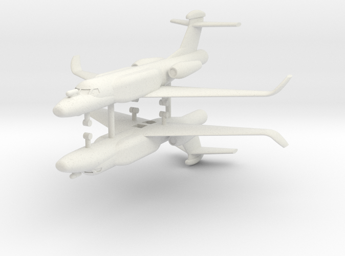 1/285 G550 Conformal Airborne Early Warning (x2)