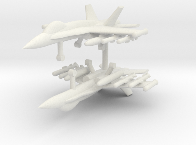 1/285 F-18C Hornet (Anti-Ship Loadout) (x2)