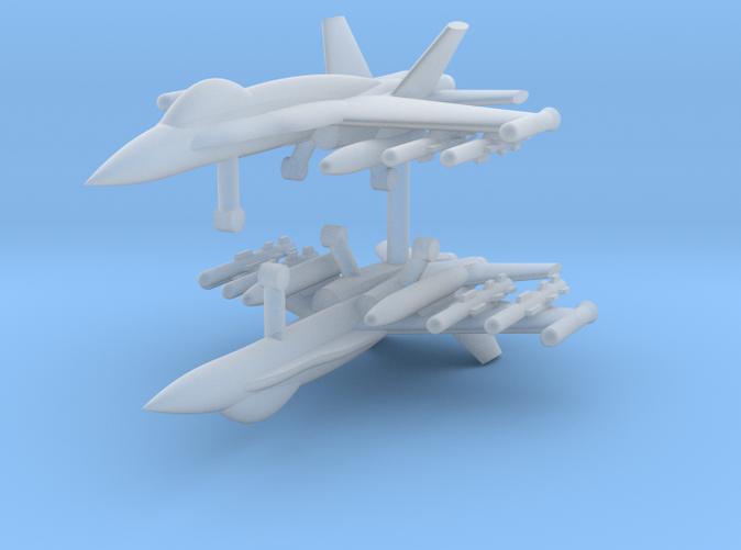 1/285 F-18C Hornet (Anti-Ship Loadout) (x2)