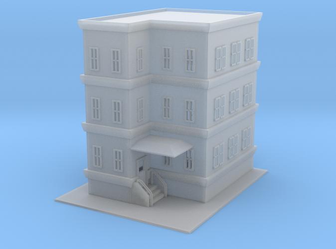 City Apartment 2 Z scale
