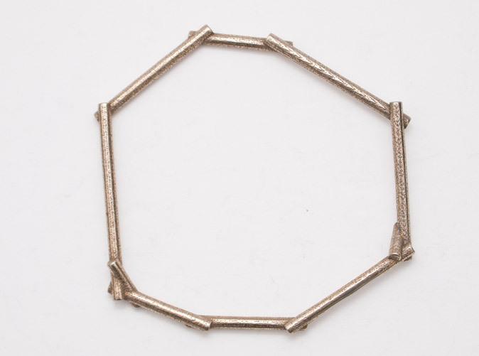 Stick Steel Bracelet