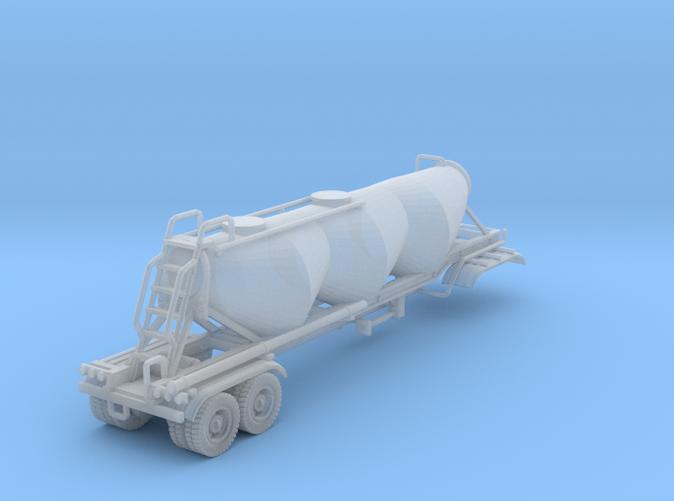Dry Bulk 40' trailer Z scale
