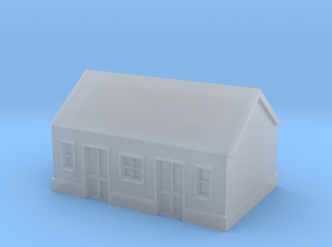 Station Building - FUD