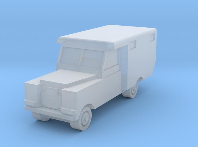 Land Rover S2a Ambulance - FUD