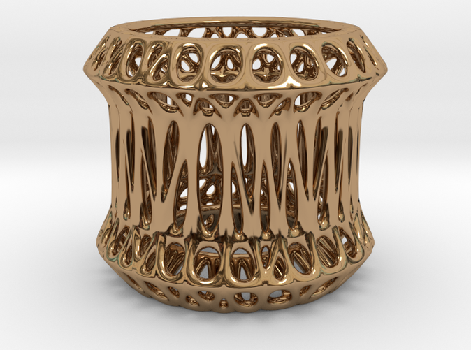 Candle Holder 3mm (004)
