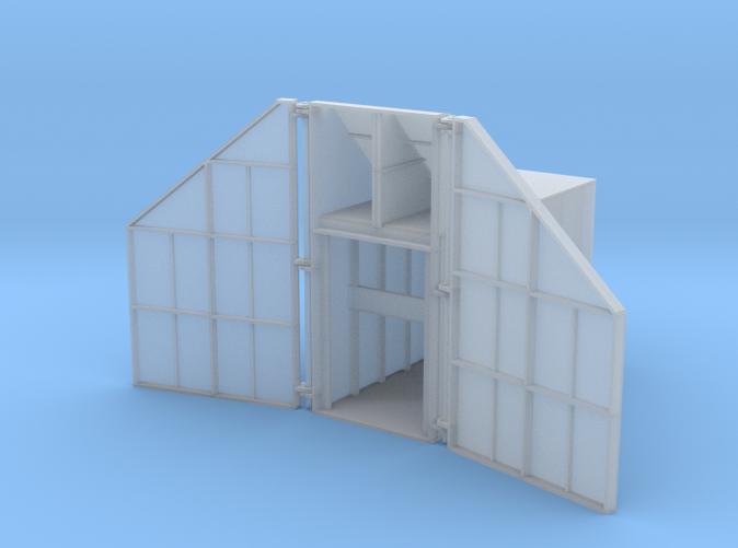 conveyor entry z Scale