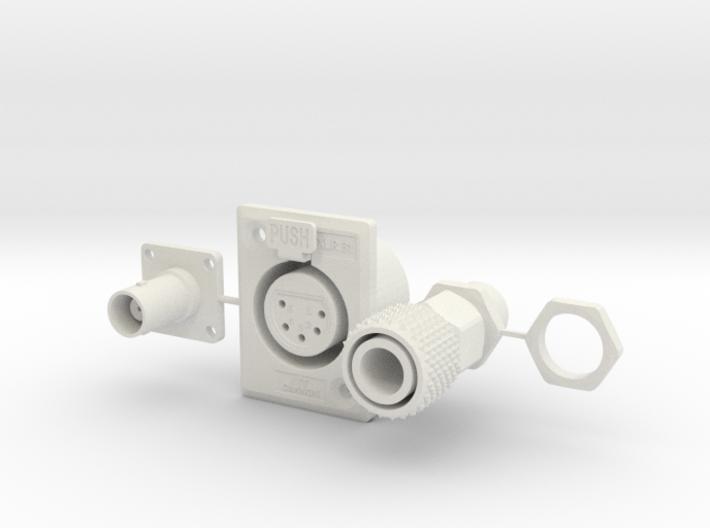Jetpack Greeblies 3d printed