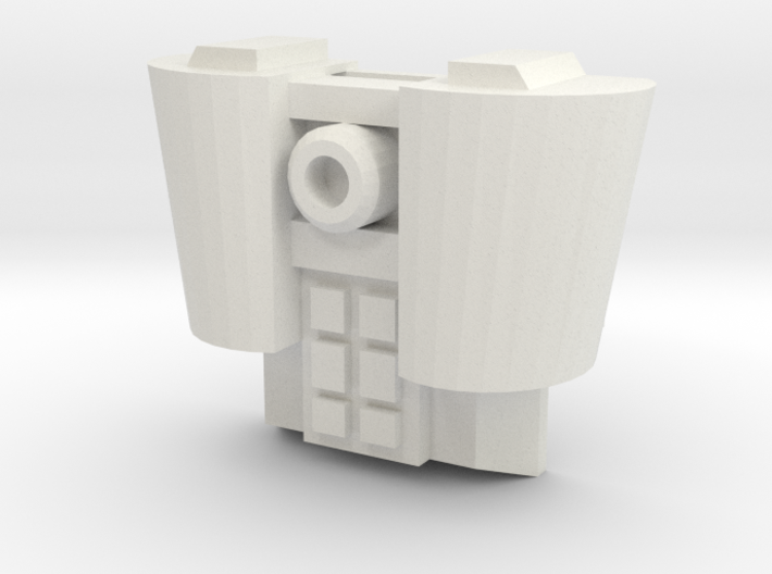 Galv Chest 3d printed