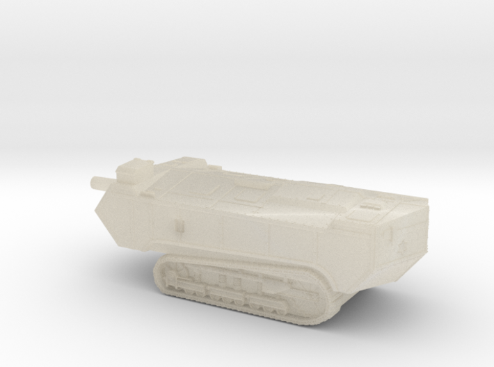 Saint-Chamond French (1/285) Qty. 1 3d printed