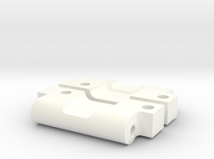 NIX63602 HD Rear Arm Mounts for RC10 (0deg/0deg) 3d printed
