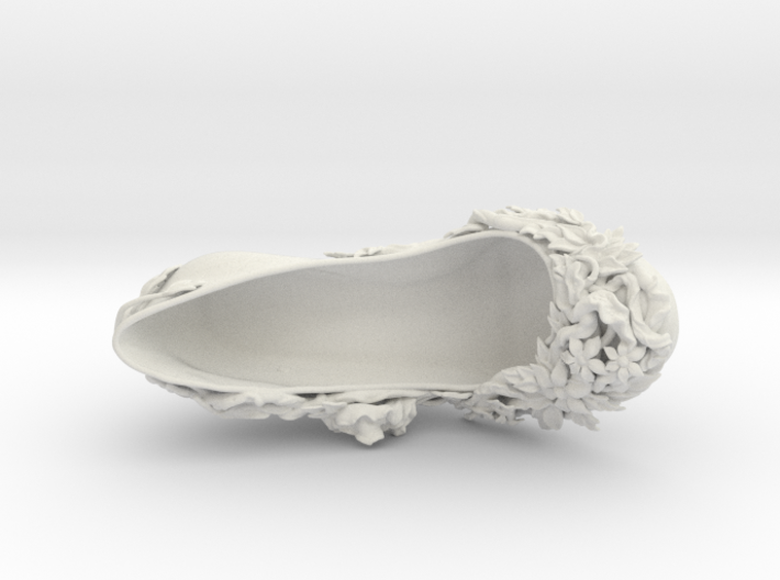 Flora Shoes Right size EU 37  3d printed