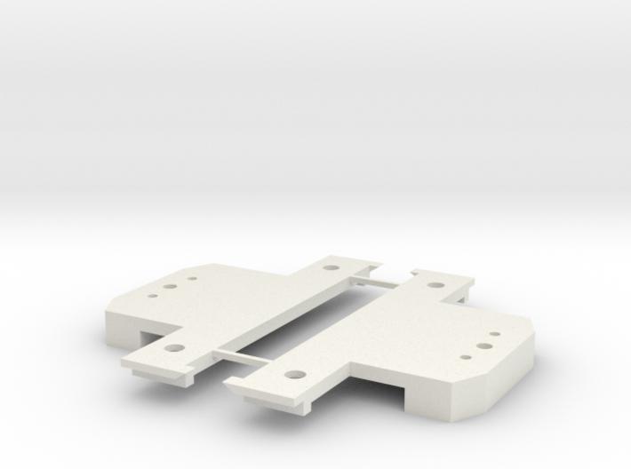 Lionel O scale EMD F3/F7 P&D pilot mount - Pair 3d printed