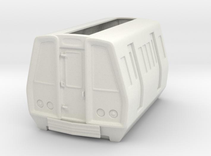 Train Box 3d printed