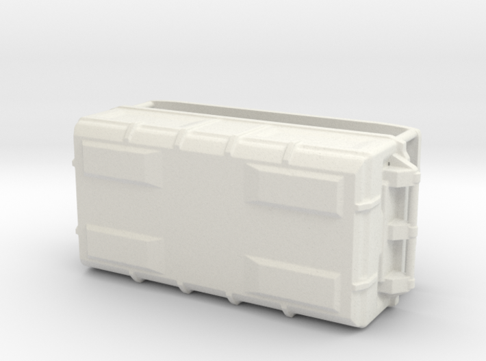 1:20 Cargo box 5 3d printed
