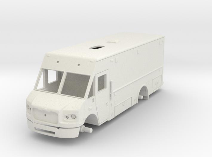 Philadelphia Support Truck 1/64 3d printed