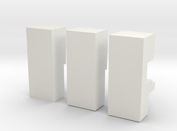 DV - ROTJ Chestbox - Greebles 3d printed
