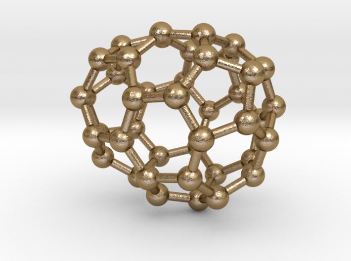 0230 Fullerene C42-9 c1 3d printed