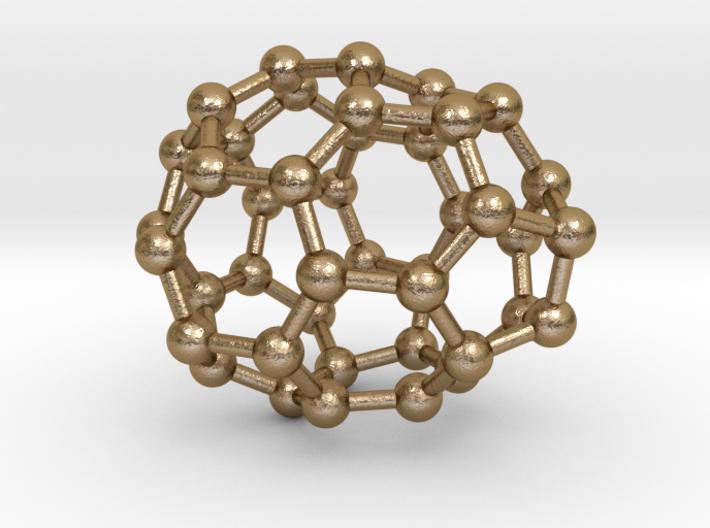 0233 Fullerene C42-12 cs 3d printed