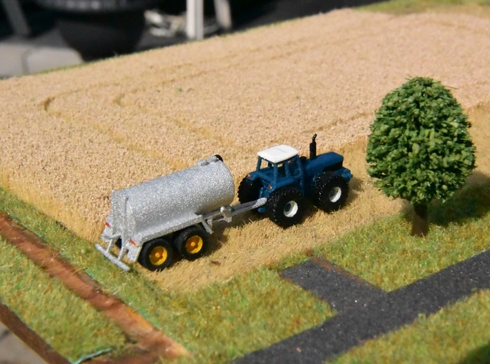 1:160/N-Scale Slurry Spreader 3d printed Add a caption...