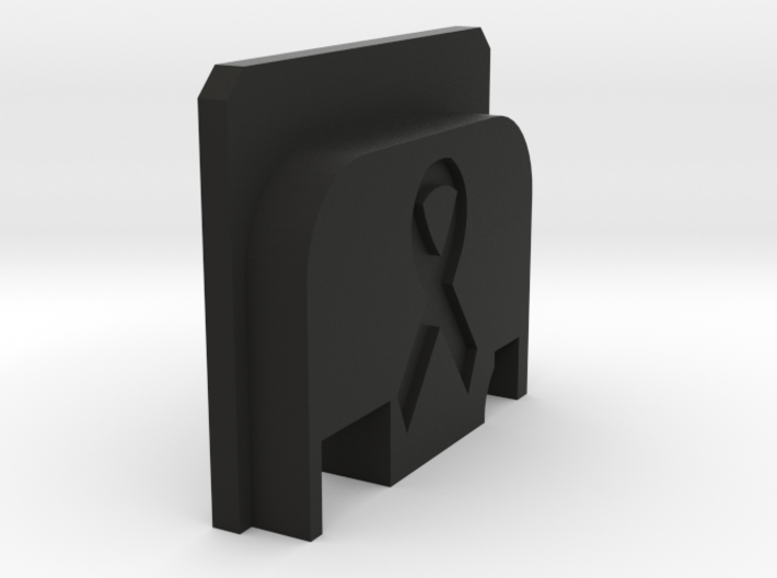 Bbu Backplate Ribbon 3d printed