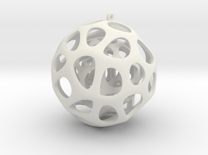 Voroball 3 3d printed