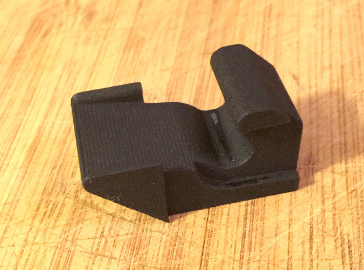 Mrod .25 SST - Load from right side 3d printed