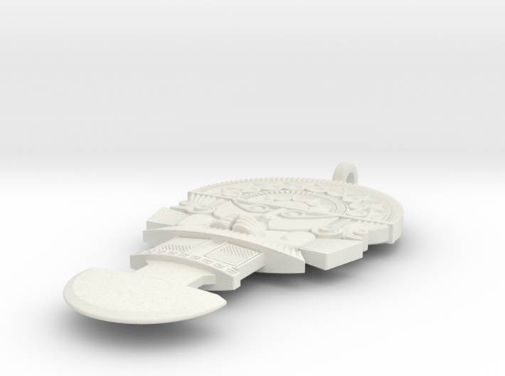Tumi Axe pendant 3d printed