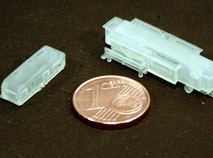 Wohwagen Set - Super Mini 3d printed