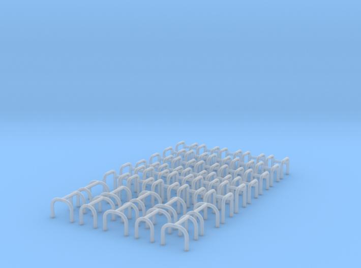 10xSätz Astabweiser für Haensch Nova und Lautsprec 3d printed