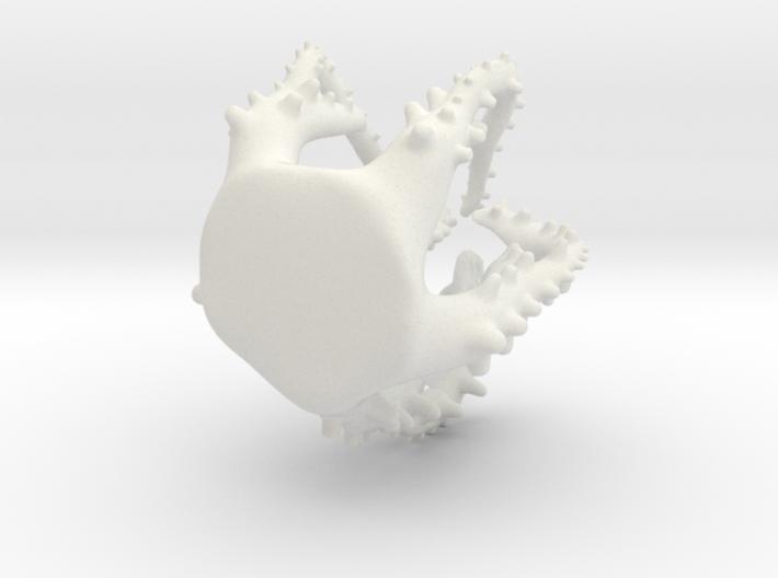 Coral Star 3d printed