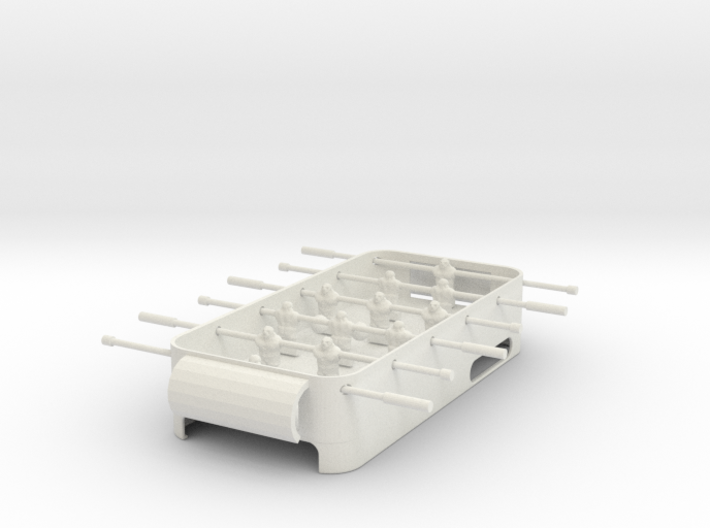 Foosball Iphone 5 Case 3d printed