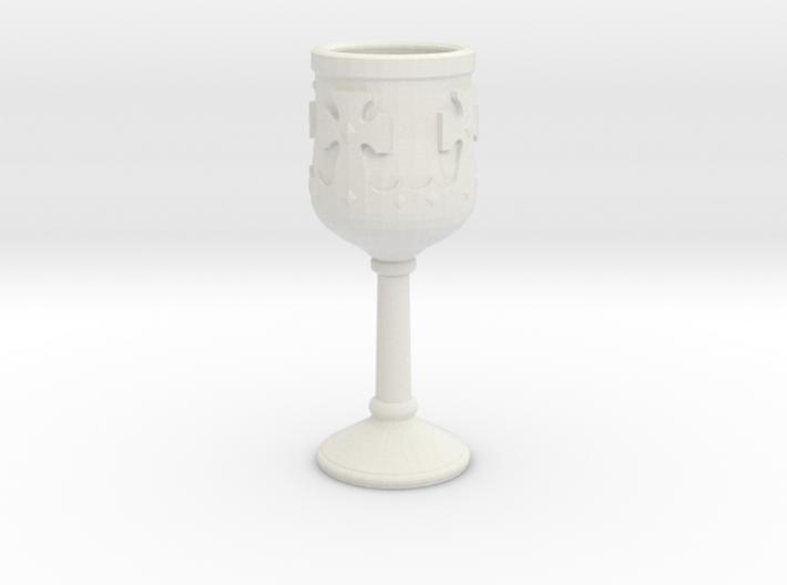 Grail 3d printed