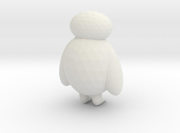 Penguinsm 3d printed