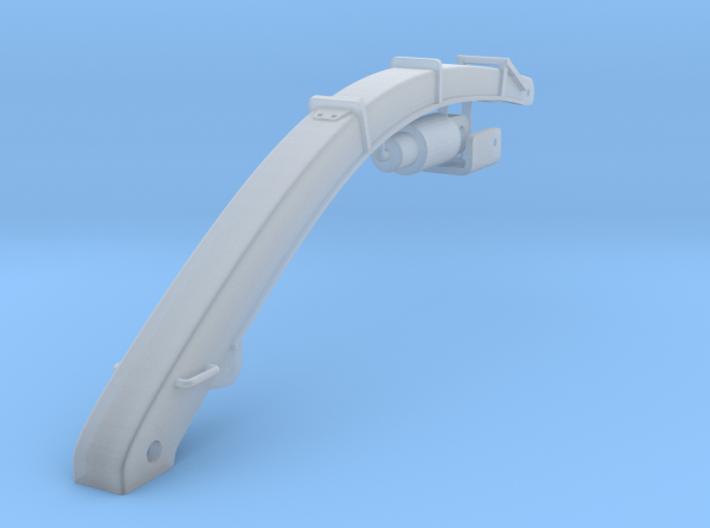 1/64 JD SPFH curve spout 3d printed