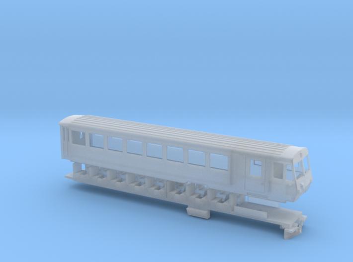 YSC BDt 54 (1:160) 3d printed