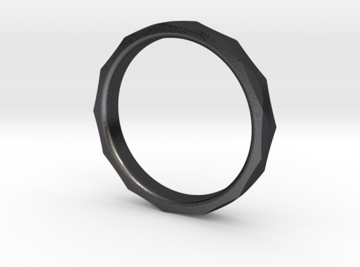 Engineer's Ring - Size 8 3d printed