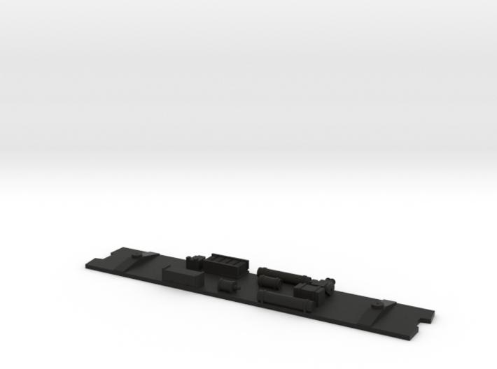 CTA 4000 Series Underbody 3d printed