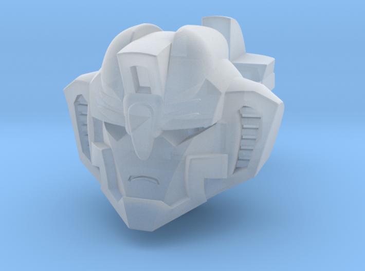 Neo Seeker Head - Angry 3d printed
