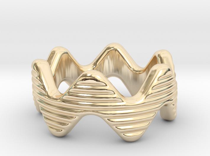 Zott Ring 21 - Italian Size 21 3d printed