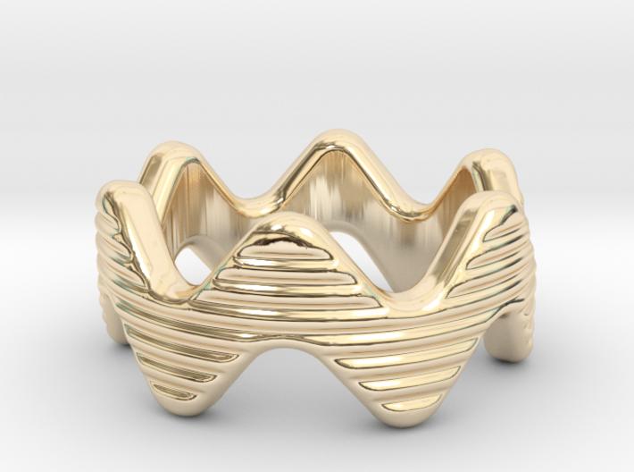 Zott Ring 22 - Italian Size 22 3d printed