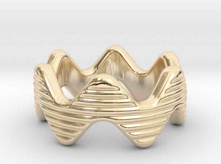 Zott Ring 28 - Italian Size 28 3d printed