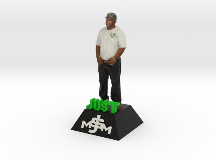 JustMoney 3d printed