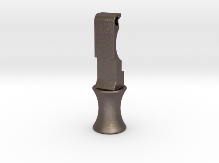 KJW KC-02 Charging Handle Knob Style 6 3d printed