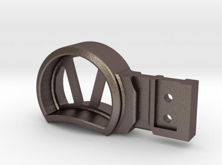 H&K Skeletonized Small (GHK G5 Charging Handle) 3d printed