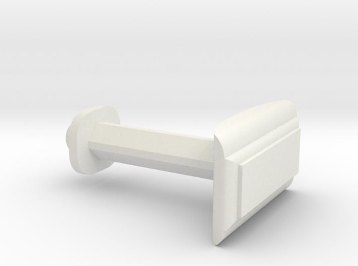 Customizable Cufflink 3d printed